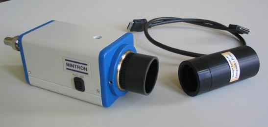 Autoguiding Mintron - SXV Guider Kamera