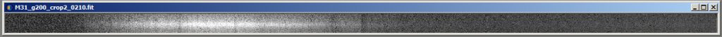 DADOS M31 Spektrum 200er-Gitter