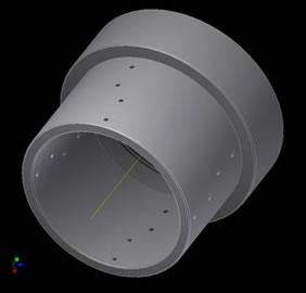 Hypergraph FS-Halter 3D