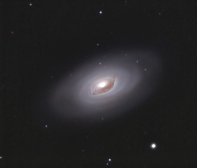 M 64 | Black Eye Galaxy | Coma Berenices