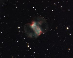 M76 | Little Dumbell | Perseus