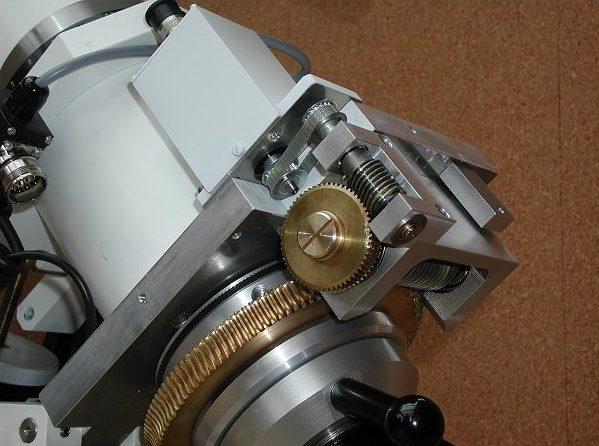 MAM-50 Getriebe