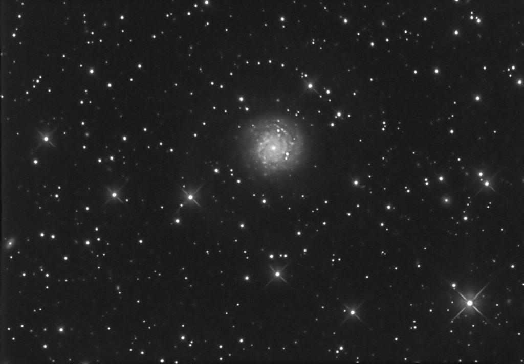 NGC 1058 | Perseus