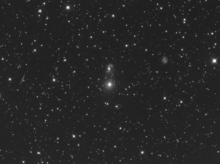 NGC 2274 | Gemini
