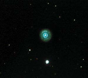 NGC2392 | Eskimonebel | Zwillinge