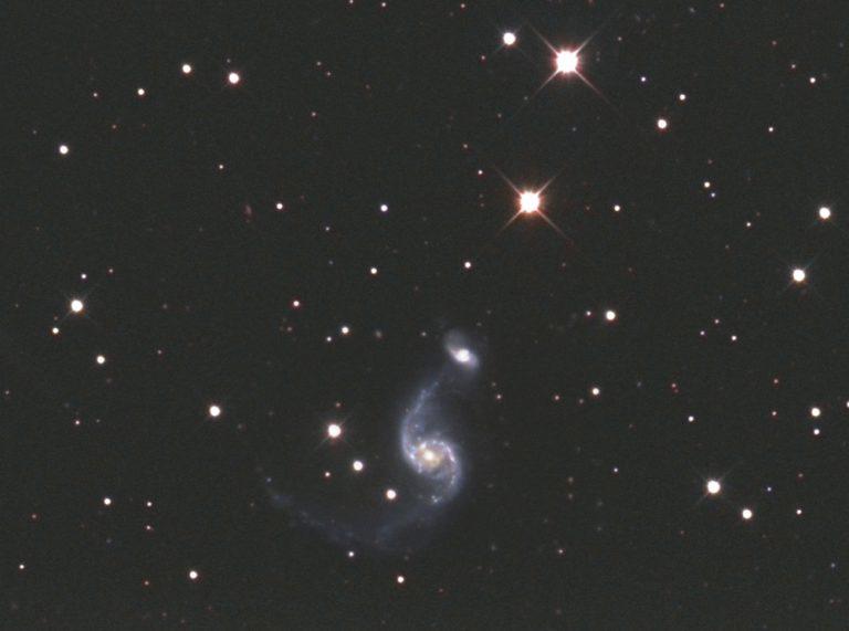 NGC 2535 | Cancer | Arp 82