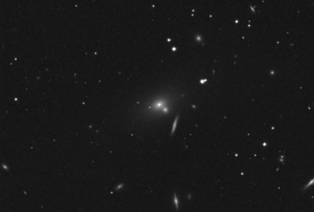 NGC 2832   Arp 315   Abell 779   Lynx