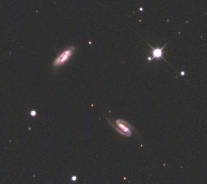 NGC 2857 | Arp 1 | Ursa Major