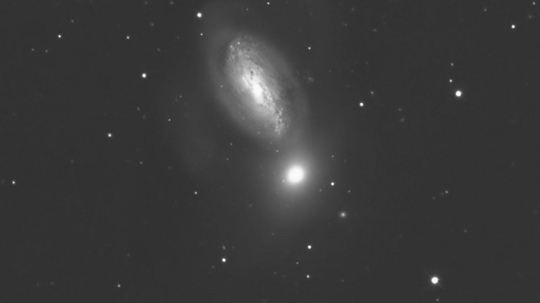 NGC 3227 | Arp 94 | Leo