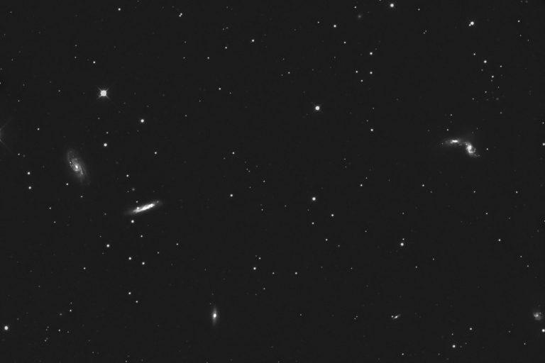 NGC 3395 | NGC 3396 | Arp 270 | Leo Minor
