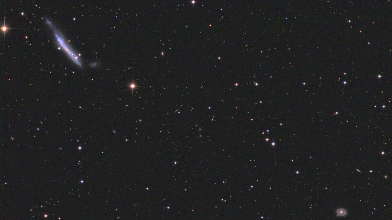 NGC 3432 | ARP 206 | Leo Minor