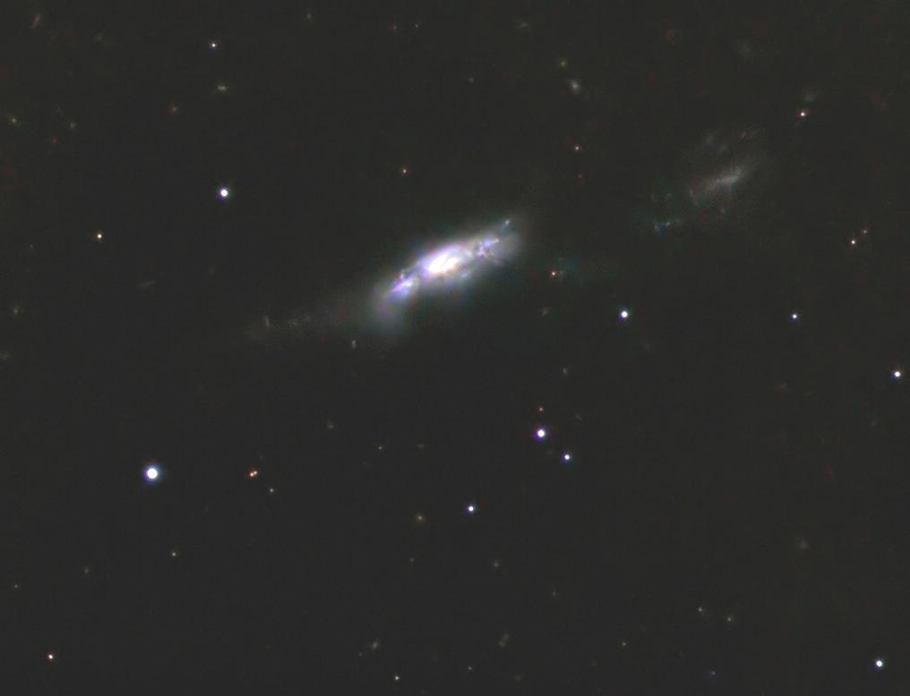 NGC 3448 | Arp 205 | Ursa Major