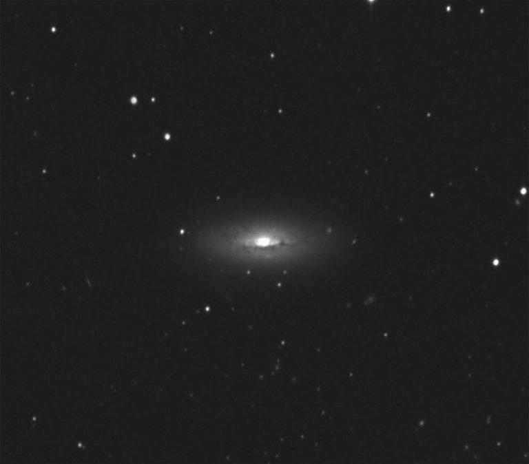 NGC 3593   Leo