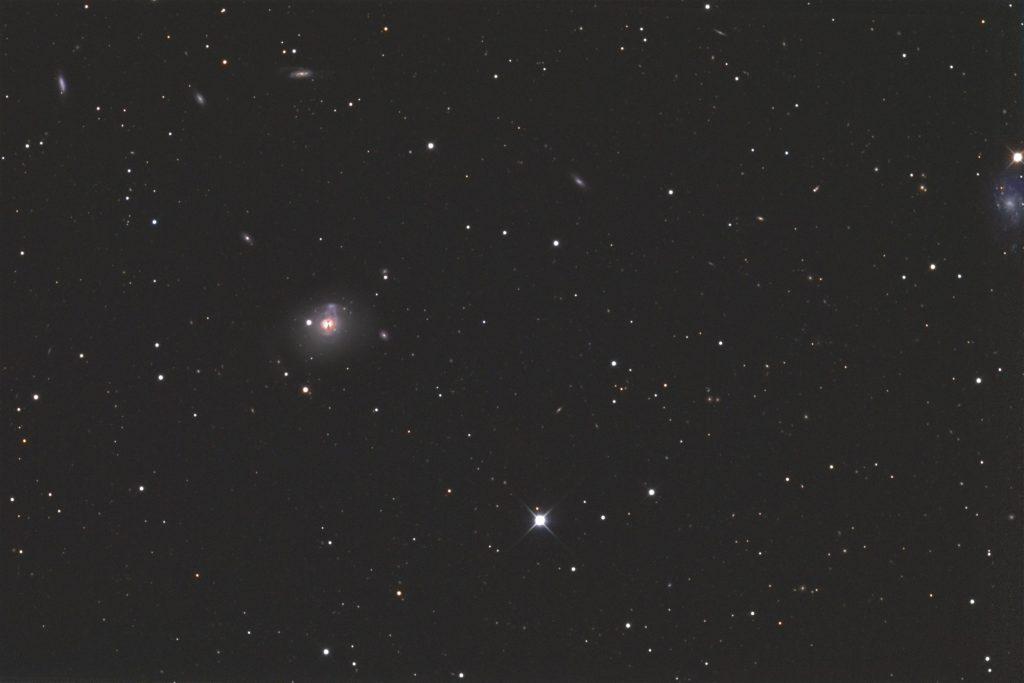 NGC 3656 | Arp 155 | Ursa Major