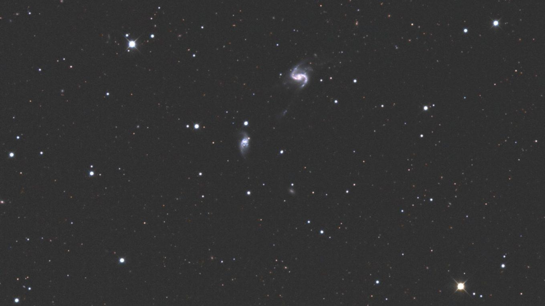 NGC 4017 | Arp 305 | Coma