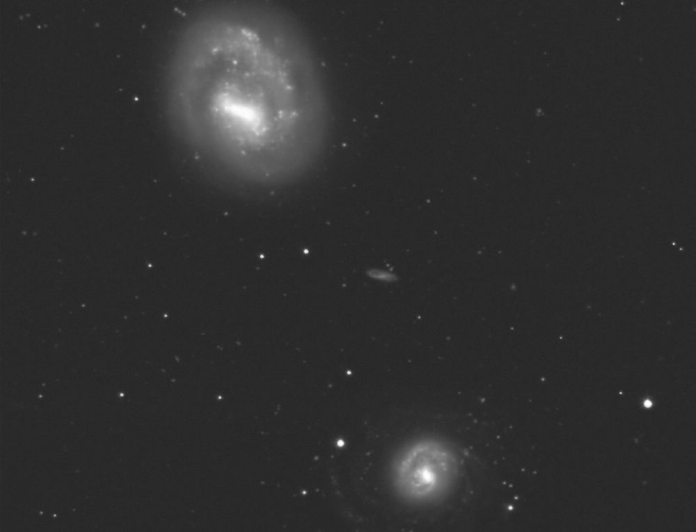NGC 4618 | Arp 23 | Canes Venatici