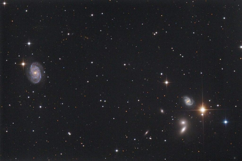 NGC 5371 | Hickson68 | Canes Venatici