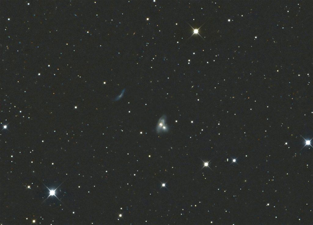 NGC 5929 | NGC 5930 | Arp 90 | Bootes