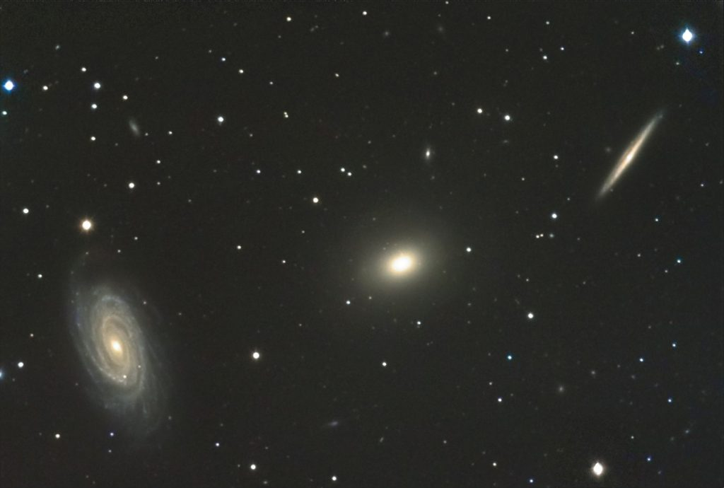 NGC 5982 | Draco