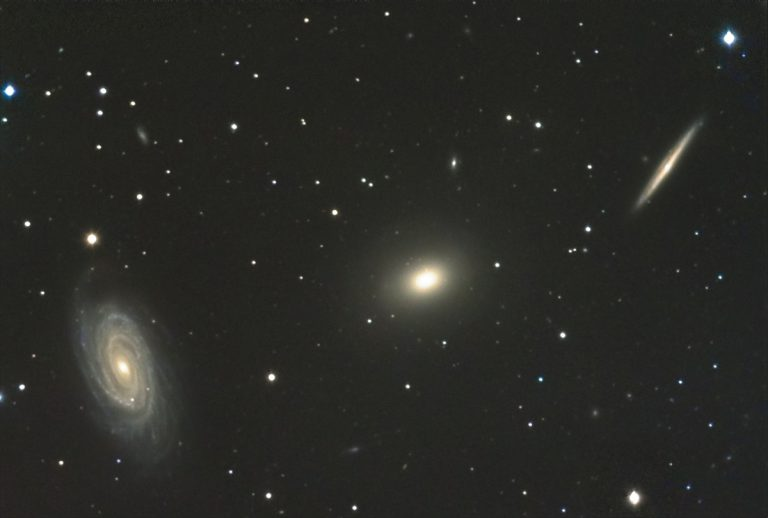 NGC 5982   Draco