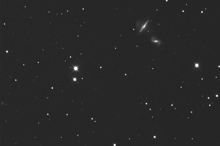 NGC 6285 | Arp 293 | Draco