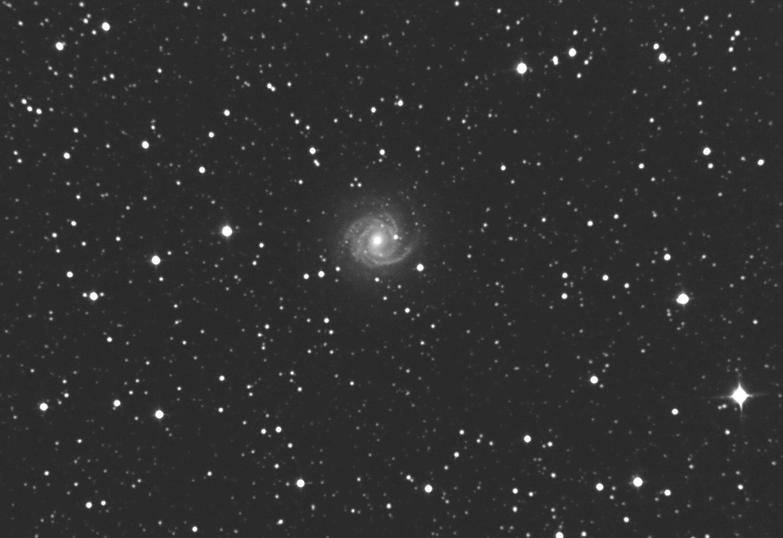 NGC 6814   Aquila
