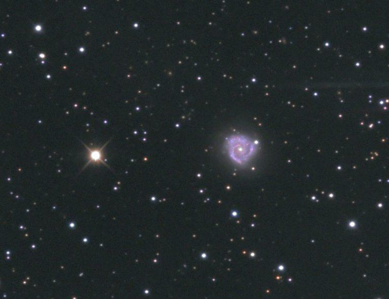 NGC 7137 | Pegasus | Detail