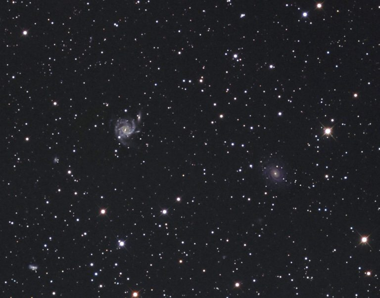 NGC 7223 | Lacerta