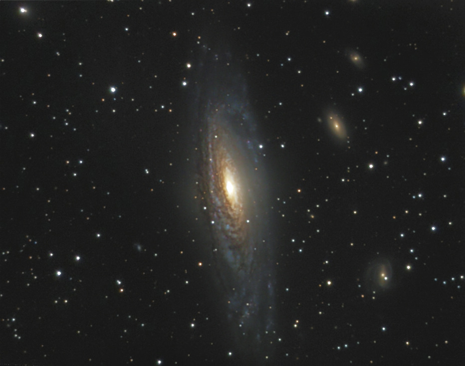 NGC 7331 | Pegasus