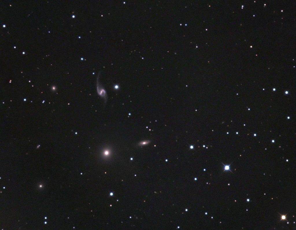 NGC 7549 | Pegasus
