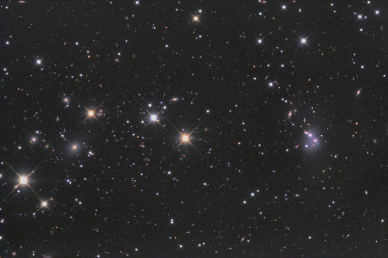 NGC 7578 | Arp 170 | Hickson 94 | Pegasus