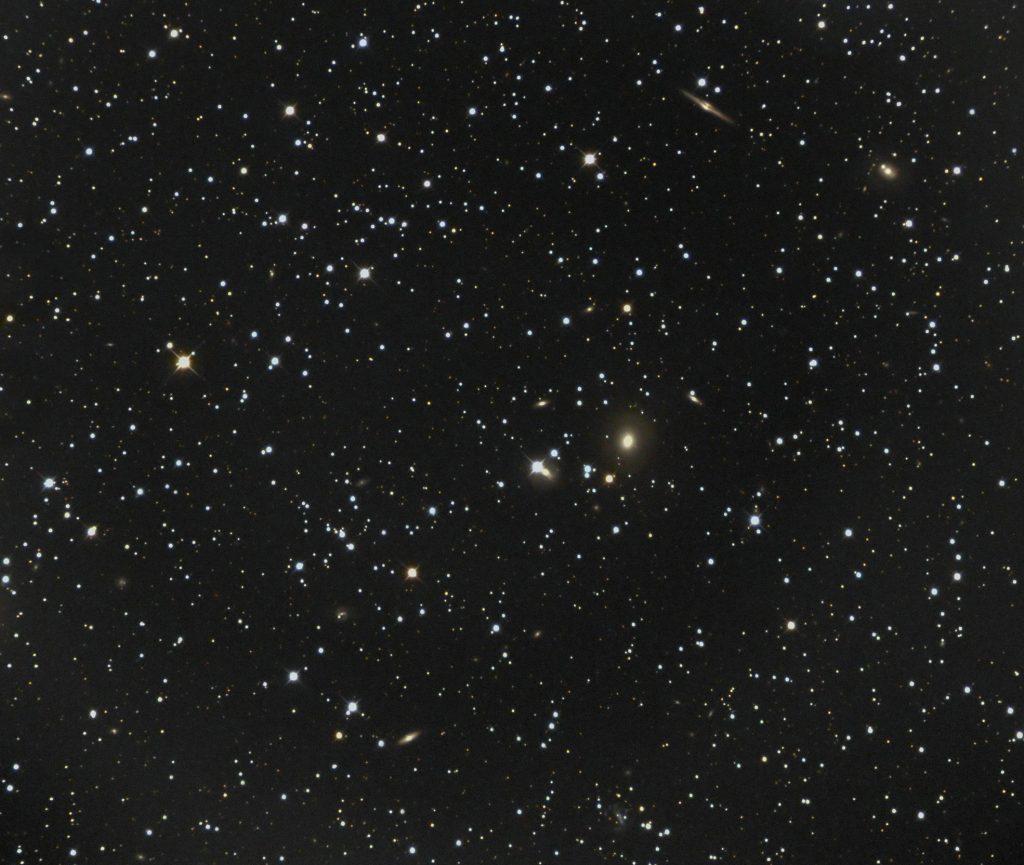 NGC 7265   Lacerta