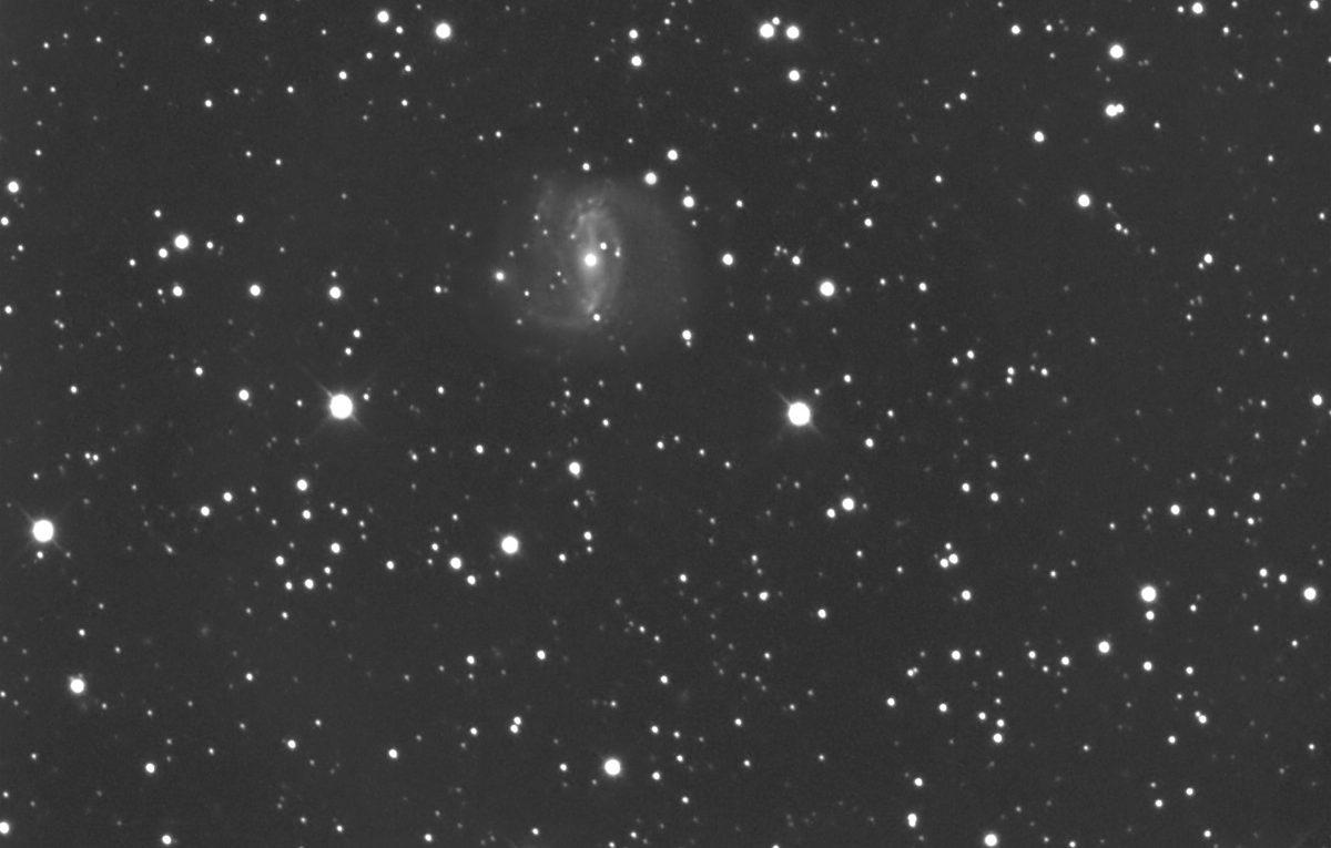 UGC3374 | Seyfert-1-Galaxy | Camelopardis