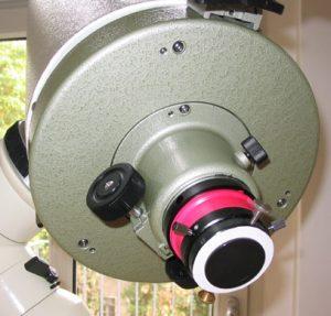 VC 200L Okularauszug