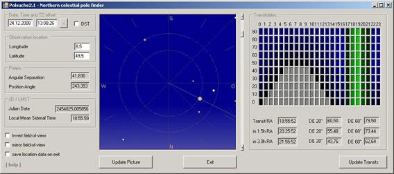 Screenshot von Polsuche_2-1